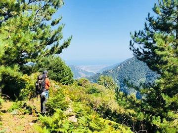 Adventure (price per person): Walk towards the Madonna di Polsi