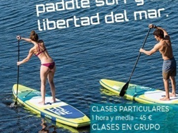 Esperienza (prezzo a persona): Discover Stand Up Paddle and the freedom of the sea
