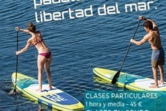 Experience (price per person): Discover Stand Up Paddle and the freedom of the sea