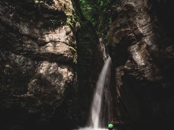Expérience (prix par personne): CANYONING EXPERIENCE - Rio selvano