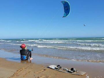 Experiencia (precio por persona): Starter Course - Avviamento al kitesurf