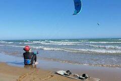 Experience (price per person): Starter Course - Avviamento al kitesurf