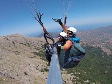 Esperienza (prezzo a persona): Volare da 1600 metri