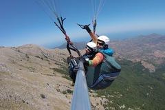 Experience (price per person): Volare da 1600 metri