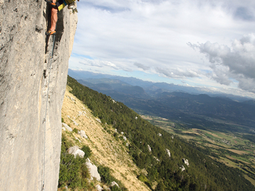 Adventure (price per person): Sport Climbing Rock Trip in Europe