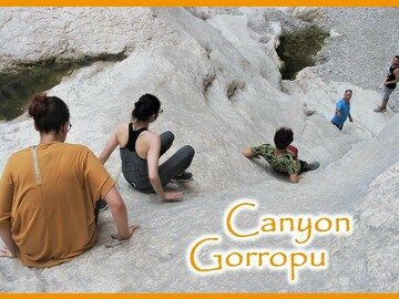 Experience (price per person): Hike to Gorropu Canyon (15/08/2020)
