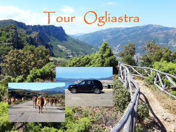 Experience (price per group): Tour dell'Ogliastra