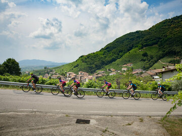 Experience (price per person): Bike Tour del Prosecco