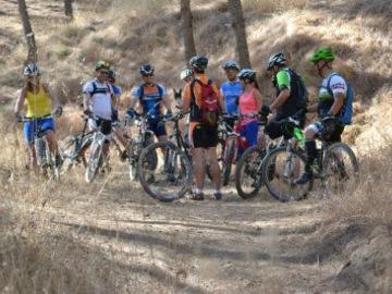Experience (price per person): Ruta por el parque Natural de Alcalá de Henares