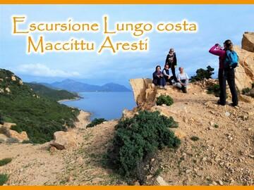 Experience (price per person): Hike along the coast - Maccittu Aresti