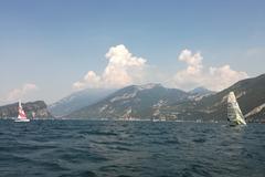 Voyage (price per person): Upon Garda waters, among prealp mountains