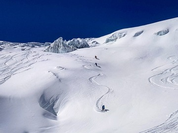 Adventure (price per group): Freeride Verbier