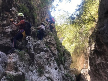Adventure (price per person): Via Ferrata Paleochora-Kakia Lagada route | KYTHERA, GREECE