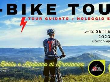 Experience (price per person): Ebike monte Baldo e Altopiano di Brentonico