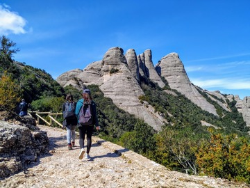 Experience (price per person): Montserrat Natural Park Hiking & Monastery