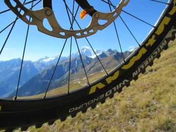 Experience (price per person): Monte Bianco e Mountain Bike