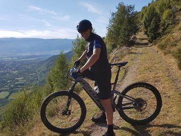 Entdeckung (preis pro gruppe): Ruta guiada e-bike Barcelona Parc Natural Montnegre i Corredor