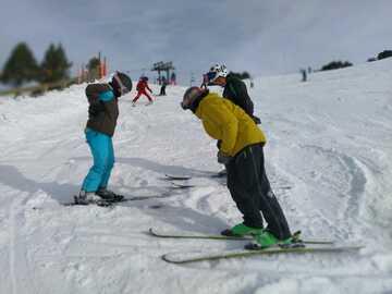 Experience (price per person): Mejora tu esquí