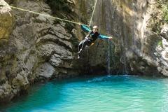 Experience (price per person): Canyoning Lago di Garda