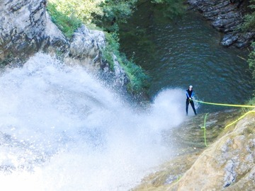 Experience (price per person): Canyoning Lago di Garda Strong