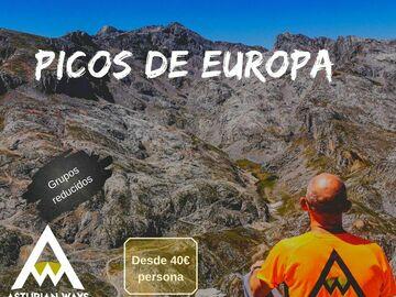 Experience (price per person): TREKKING EN PICOS DE EUROPA