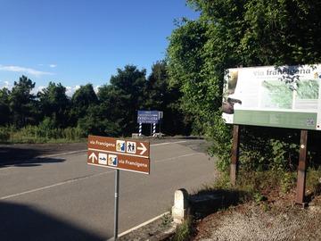 Experience (price per person): La Via Francigena in Toscana
