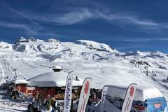 Experience (price per person): Ski private lesson in La Thuile - La Rosiere (full day)