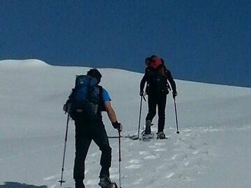 Experience (price per person): Adventure on Etna white snow