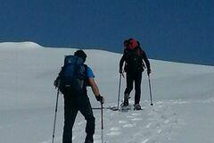 Experience (price per person): Adventure on Etna white snow