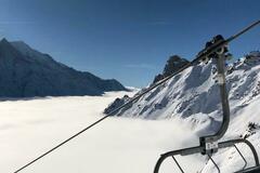 Experience (price per person): Ski lesson Mont Blanc area: Chamonix-Megeve-Courmayeur (half day)