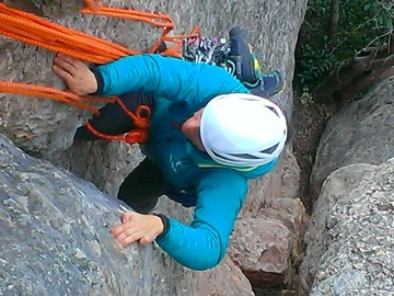Adventure (price per person): 2days OF MULTIPITCH CLIMB IN MONTSERRAT!