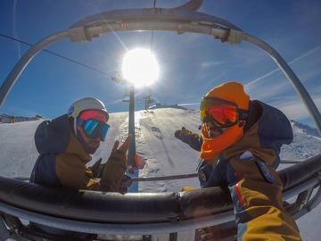 Experiencia (precio por persona): Lezioni di Snowboard