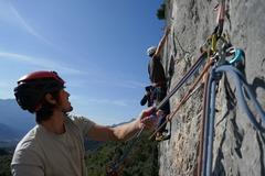 Adventure (price per person): MULTIPITCH CLIMBING NEAR ARCO, SARCA VALLEY, GARDA LAKE - 2 days