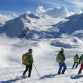 Adventure (price per person): SKI TOURING ON ADAMELLO GLACIER, LOBBIA HUT AND PISGANA - 2 giorn