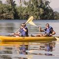Experience (price per person): Ruta en kayak isla de Gracia
