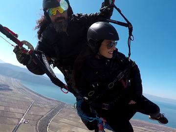 Aventure (prix par personne): tandem paragliding