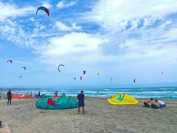 Experience (price per person): Kitesurf Lesson level Basic