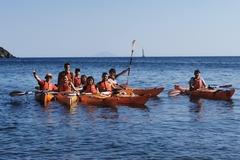 Experience (price per person): Escursione in Kayak