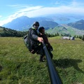 Experience (price per person): Paragliding from Stanserhorn (Panorama)