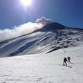 Experience (price per person): Scialpinismo Etna