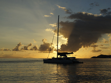 Voyage (prix par personne): Seychellen Segeltörn