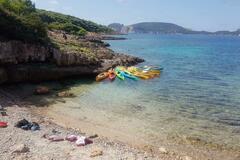 Experience (price per person): Giro in canoa tra i due mari di Taranto