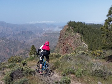 Experience (price per person): Mtb Enduro Gran canaria