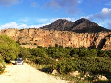 Entdeckung (preis pro gruppe): Arrampicata su roccia per famiglie a San Vito lo Capo