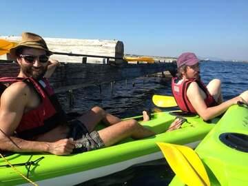 Esperienza (prezzo a persona): Camino de Santiago en kayak