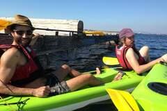 Experience (price per person): Camino de Santiago en kayak