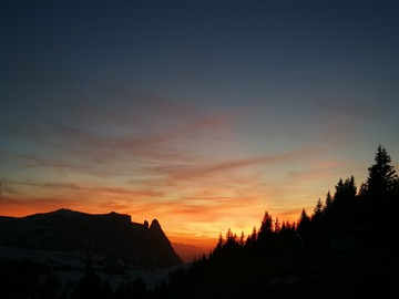 Adventure (price per person): Sunset Snowshoeing