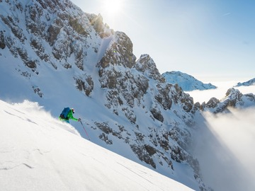 Adventure (price per person): First World War Ski Tour