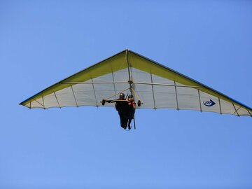 Experience (price per person): Hang Gliding Tandem Laveno  - Lake Maggiore
