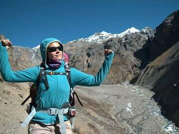 Experience (price per person): Corso di escursionismo online al femminile!